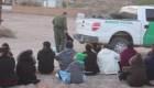 Milicianos detienen a migrantes indocumentados en EE.UU.