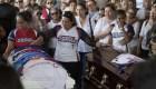 Minatitlán entierra a las víctimas de la masacre
