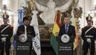 Macri recibió en Buenos Aires a Evo Morales