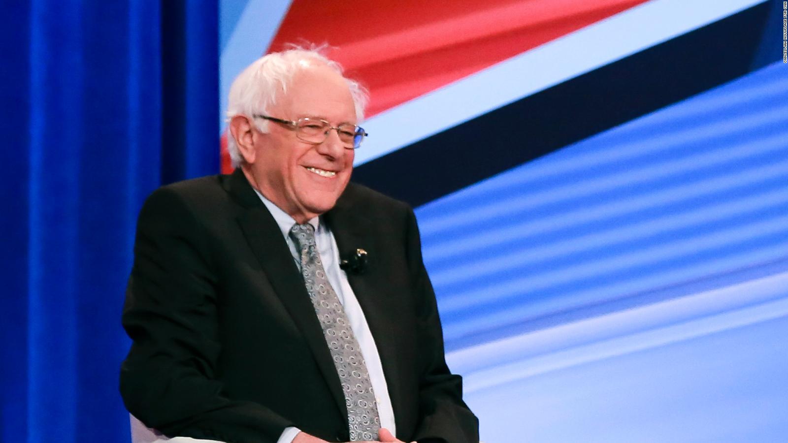 Ser rico, ¿afecta la credibilidad de Bernie Sanders?