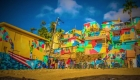 Inspiración cromática en Yauco