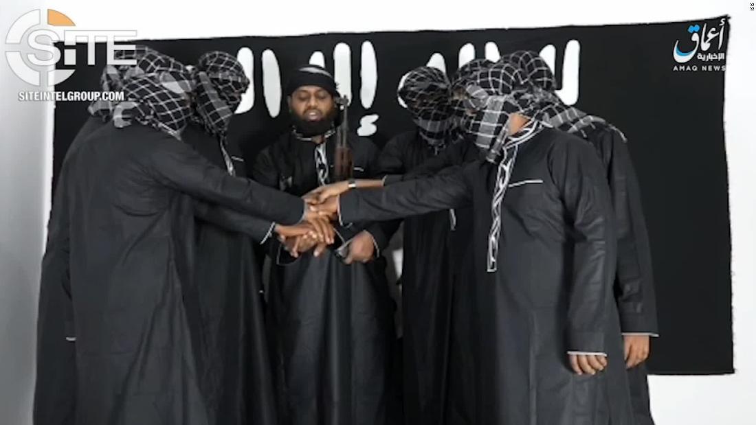 Sospechoso Isis atentado Sri Lanka