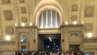Amenaza de bomba en la estación Constitución  de Buenos Aires