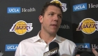 Ex entrenador de los Lakers es acusado de agresión sexual