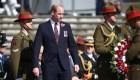 Príncipe Guillermo visita Nueva Zelandia y rinde tributo a las víctimas de Christchurch