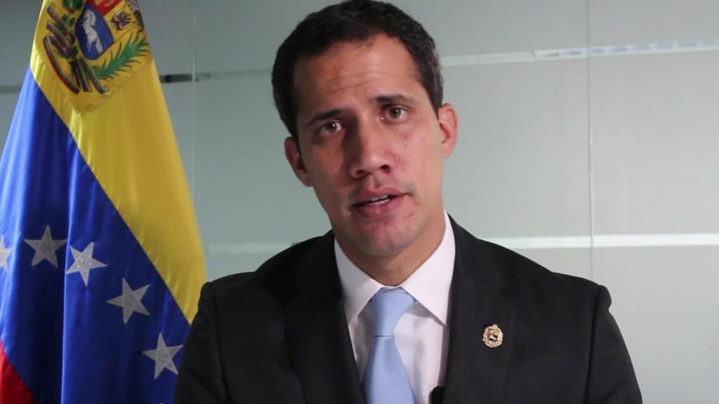 Guaidó: Parlamento no autorizó aviones rusos