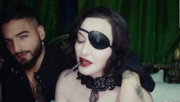 """Madonna y Maluma lanzan video """"Medellín"""""""