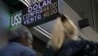 Argentina: Devaluación del peso llega a su récord histórico