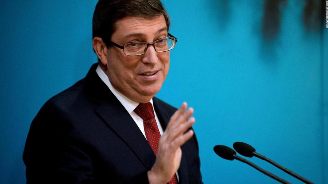Cuba desmiente tener fuerzas militares en Venezuela