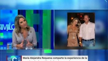 María Alejandra Requena habla sobre ser donante de órganos