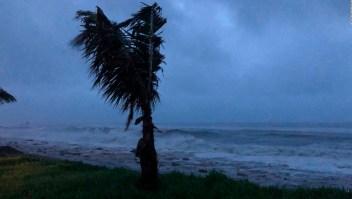 Mozambique, bajo la amenaza del ciclón Keneth