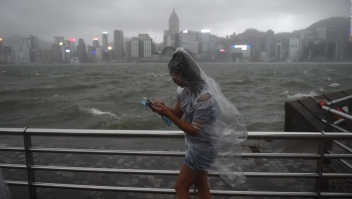 ¿Cómo pueden ayudarnos las aplicaciones móviles en emergencias climáticas?