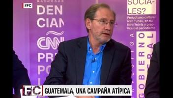 """Gamarra: """"El problema es la falta de institucionalidad"""""""