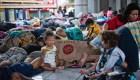 Se acabó el buen trato a las caravanas migrantes