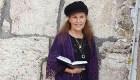 Mujer dio su vida para salvar al rabino