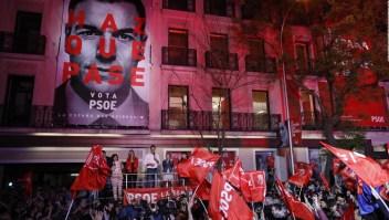 España: Partido Socialista necesitará pactos para gobernar