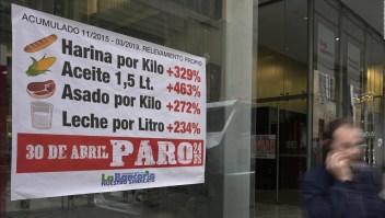 Argentina: ¿Es efectiva la presión que genera el paro?