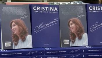"¿Recibirá Cristina Fernandez de Kirchner ganancias por su libro ""Sinceramente""?"