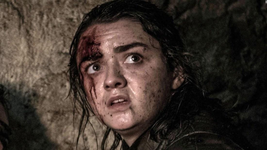 Arya Stark, repasa su historia como heroína en GoT