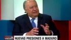"""Humberto Calderón: """"El régimen de Maduro no puedo durar hasta las próximas elecciones"""""""
