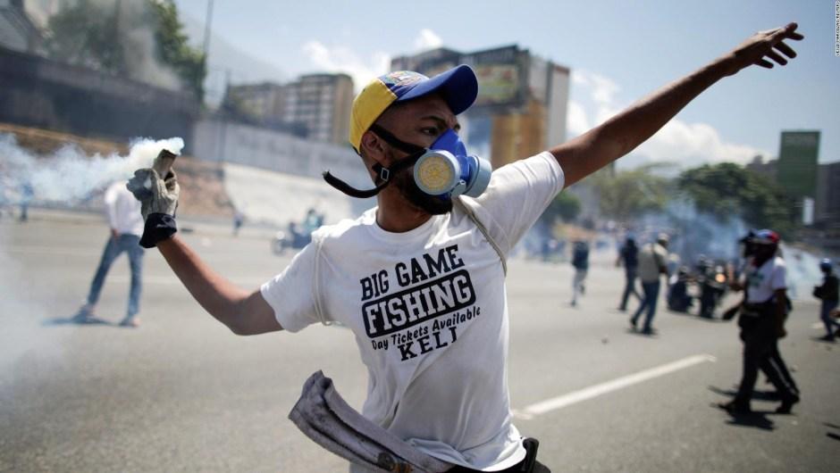 """Jorge Quiroga: """"La gente más valiente está en Venezuela"""""""