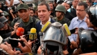 ¿Cuántos militares apoyan a Guaidó en Venezuela?
