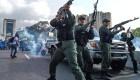 Las imágenes de los enfrentamientos en Venezuela