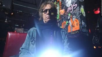 Mick Rock, el fotógrafo de Bowie y Queen