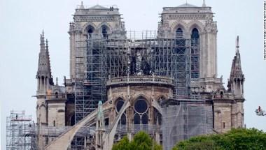Cómo Reconstruir Una Obra Maestra Gótica Como Notre Dame Cnn