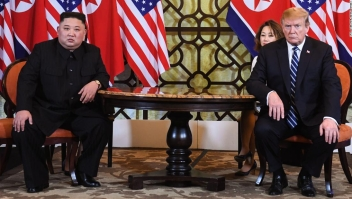 Kim Yong Un Trump nuclear