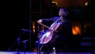 "Chinese-US cellist Yo-Yo Ma performs during a concert called ""The Bach Project"" at the Monumento a la Revolucion in Mexico City on March 26, 2019. - Yo-Yo Ma sets out to perform Johann Sebastian Bach's six suites for solo cello in one sitting, in 36 locations around the world. (Photo by ALFREDO ESTRELLA / AFP) (Photo credit should read ALFREDO ESTRELLA/AFP/Getty Images)"