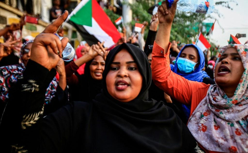 Sudan-protestas