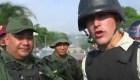 Mayor de la Guardia Nacional Venezolana deserta y pide ayuda internacional