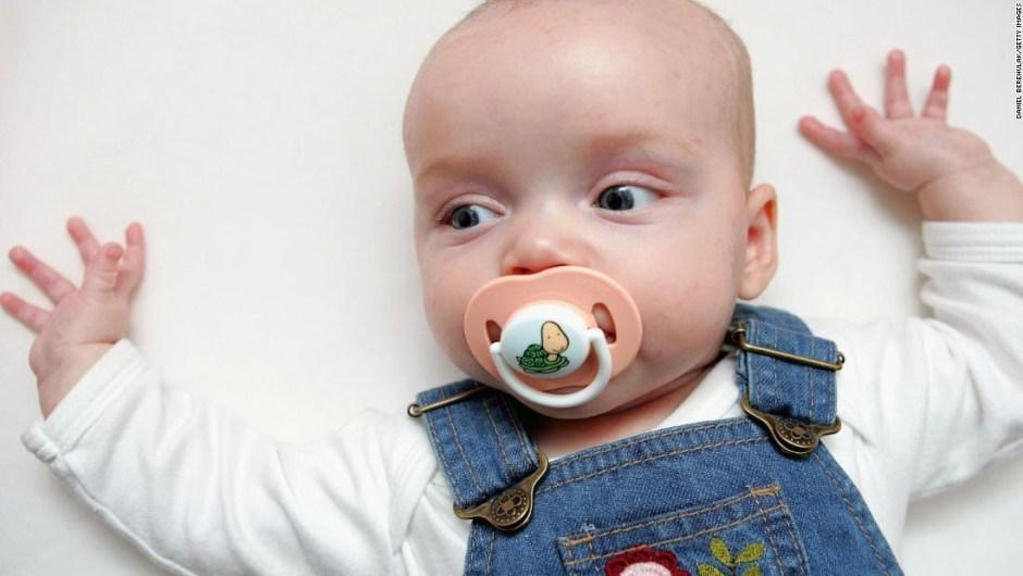 Los nombres de bebé más populares EE.UU.
