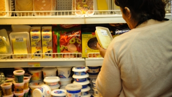 Comida sobreprocesada sobrepeso