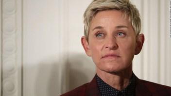 Ellen Degeneres abuso