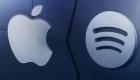 ¿Apple vs. Spotify?