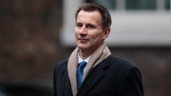 Brexit: Jeremy Hunt expresa su apoyo a Theresa May