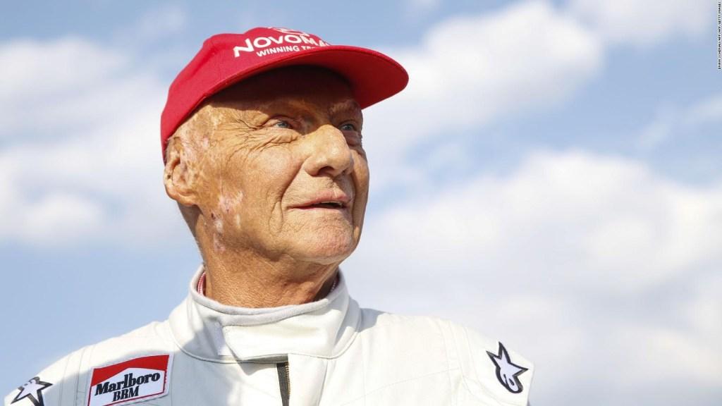 Reuters: Muere Niki Lauda a los 70 años
