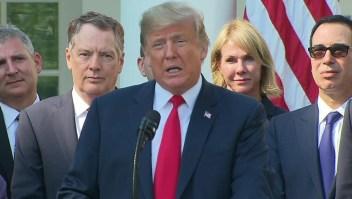 Contra Trump en comercio