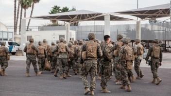 DHS pide construir campamentos para 7.500 migrantes