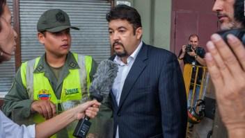 """Belén Marrero : """" Mi hermano no es un preso común, es un secuestrado político"""""""