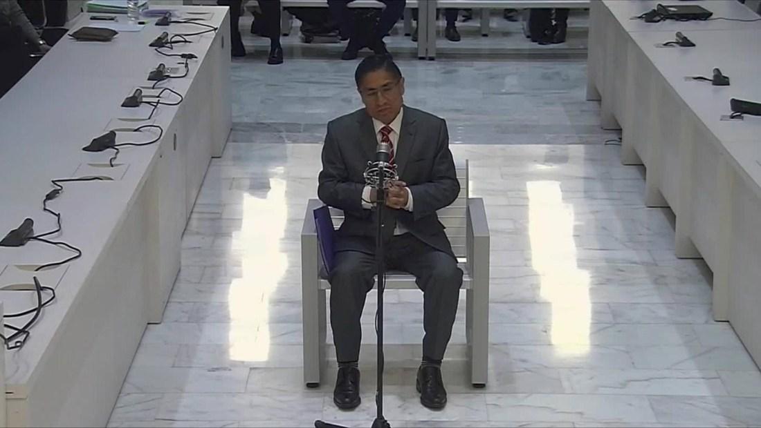 César Hinostroza será extraditado a Perú
