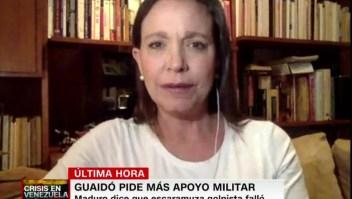 "¿Cuál era el objetivo de la llamada ""Operación Libertad""?"