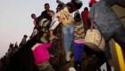 El emblemático tren La Bestia vuelve a transportar inmigrantes
