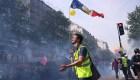 París: Violentas protestas por el Día del Trabajo