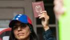 Venezolanos en México con esperanza de un cambio en su país