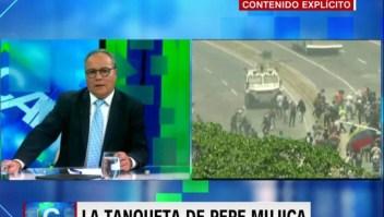 #ElApunteDeCamilo: La tanqueta de Pepe Mujica