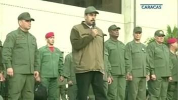 Maduro asegura que detendrá a los golpistas