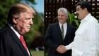 Trump amenaza con bloqueo completo a Cuba
